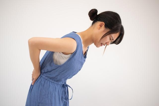 腰の椎間板ヘルニア