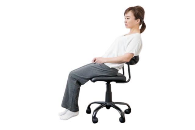 座り方・座る姿勢